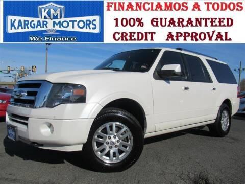2014 Ford Expedition EL for sale at Kargar Motors of Manassas in Manassas VA