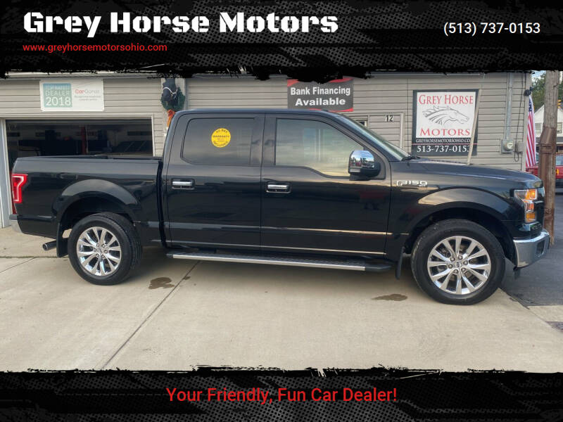 2015 Ford F-150 for sale at Grey Horse Motors in Hamilton OH