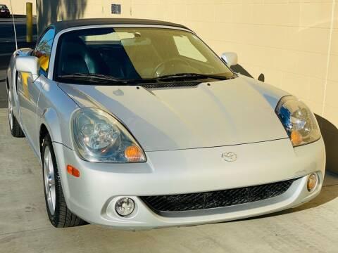 2003 Toyota MR2 Spyder for sale at Auto Zoom 916 in Rancho Cordova CA