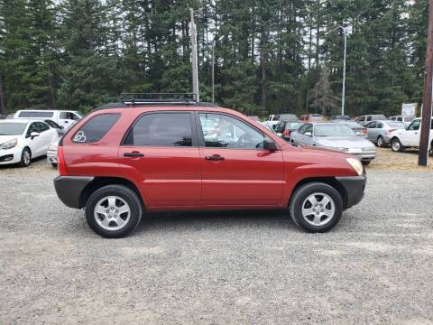 2005 Kia Sportage for sale at WILSON MOTORS in Spanaway WA