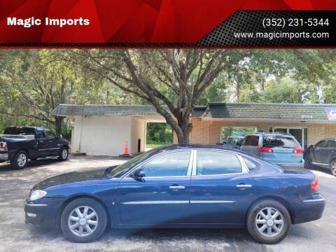 2008 Buick LaCrosse for sale at Magic Imports in Melrose FL