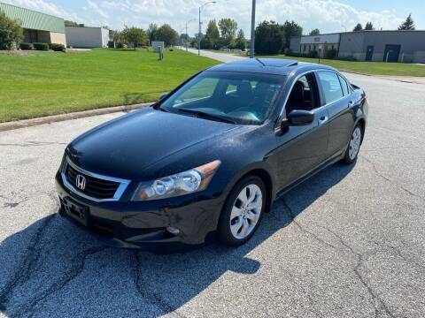 2008 Honda Accord for sale at JE Autoworks LLC in Willoughby OH