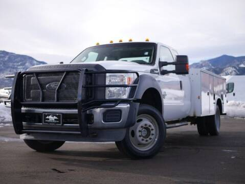 2012 Ford F-550 Super Duty for sale at Lakeside Auto Brokers in Colorado Springs CO