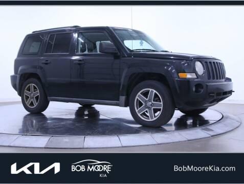 2009 Jeep Patriot for sale at Bob Moore Kia in Oklahoma City OK