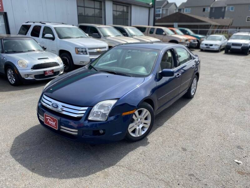 2007 Ford Fusion for sale at Apex Motors Parkland in Tacoma WA