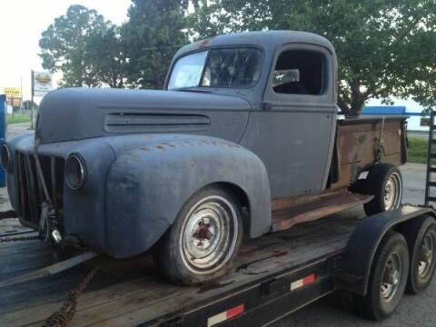 1947 Ford F-150 for sale at Haggle Me Classics in Hobart IN