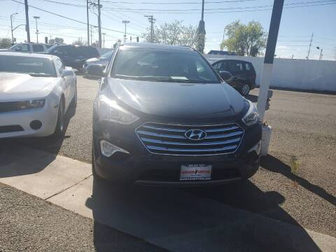 2014 Hyundai Santa Fe for sale at Matador Motors in Sacramento CA