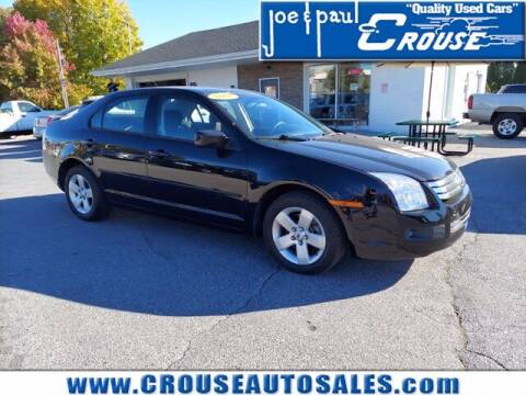 2007 Ford Fusion for sale at Joe and Paul Crouse Inc. in Columbia PA