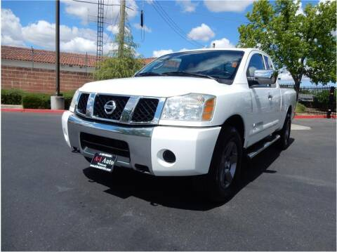 2005 Nissan Titan for sale at A-1 Auto Wholesale in Sacramento CA
