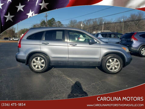 2008 Honda CR-V for sale at CAROLINA MOTORS in Thomasville NC