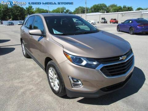 2019 Chevrolet Equinox for sale at TWIN RIVERS CHRYSLER JEEP DODGE RAM in Beatrice NE