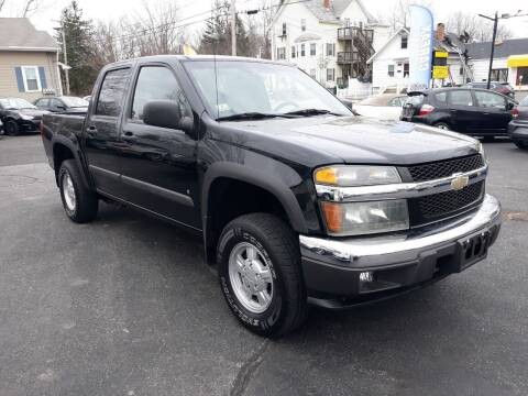 2006 Chevrolet Colorado for sale at Automazed in Attleboro MA