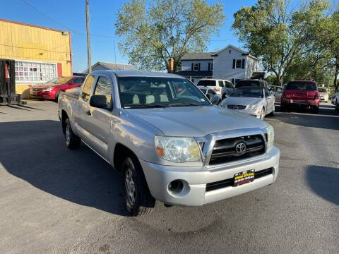 2008 Toyota Tacoma for sale at Virginia Auto Mall in Woodford VA