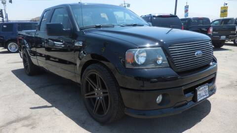 2007 Ford F-150 for sale at Luxor Motors Inc in Pacoima CA