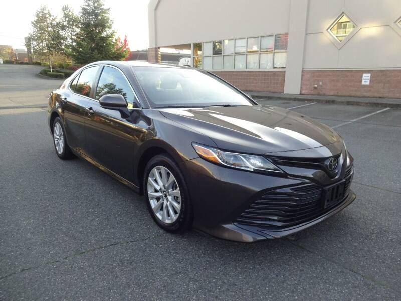 2018 Toyota Camry for sale at Prudent Autodeals Inc. in Seattle WA