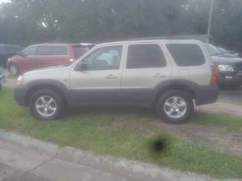 2006 Mazda Tribute for sale at D & D Auto Sales in Topeka KS