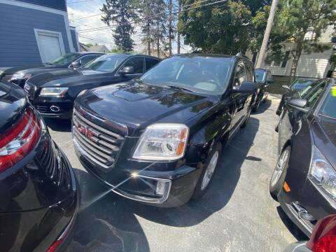 2016 GMC Terrain for sale at CLASSIC MOTOR CARS in West Allis WI