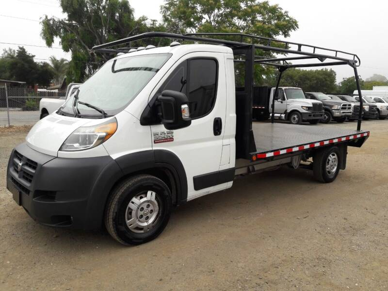 2014 RAM ProMaster Cab Chassis for sale at DOABA Motors in San Jose CA