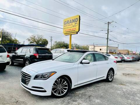 2015 Hyundai Genesis for sale at Grand Auto Sales in Tampa FL