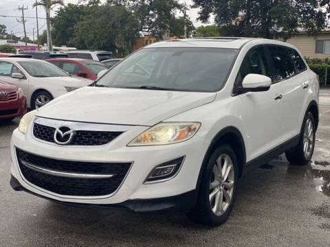 2012 Mazda CX-9 for sale at BC Motors in West Palm Beach FL