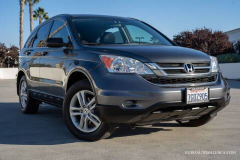 2011 Honda CR-V for sale at Euro Auto Sales in Santa Clara CA