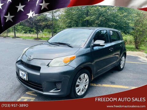 2008 Scion xD for sale at Freedom Auto Sales in Chantilly VA