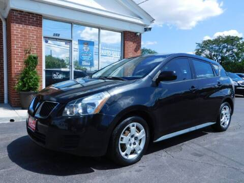 2009 Pontiac Vibe for sale at Delaware Auto Sales in Delaware OH