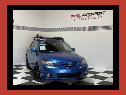 2006 Mazda MAZDA3 for sale at Royal AutoSport in Sacramento CA