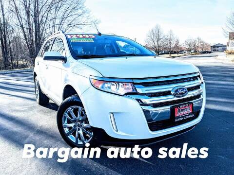 2014 Ford Edge for sale at Bargain Auto Sales LLC in Garden City ID