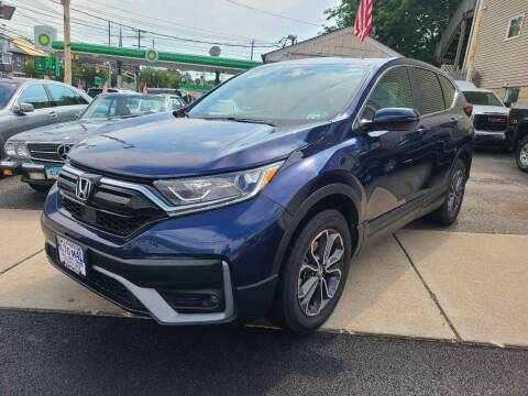 2020 Honda CR-V for sale at Express Auto Mall in Totowa NJ