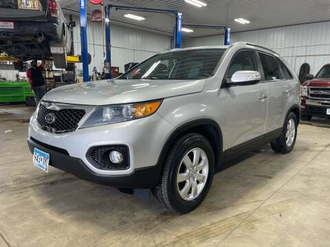 2013 Kia Sorento for sale at Southwest Sales and Service in Redwood Falls MN