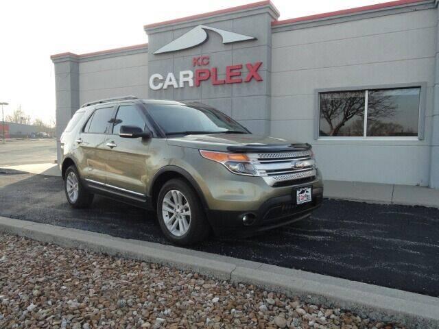2013 Ford Explorer for sale at KC Carplex in Grandview MO
