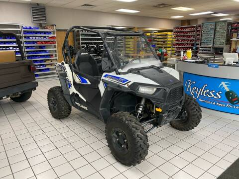 2017 Polaris RZR-17 for sale at FIESTA MOTORS in Hagerstown MD
