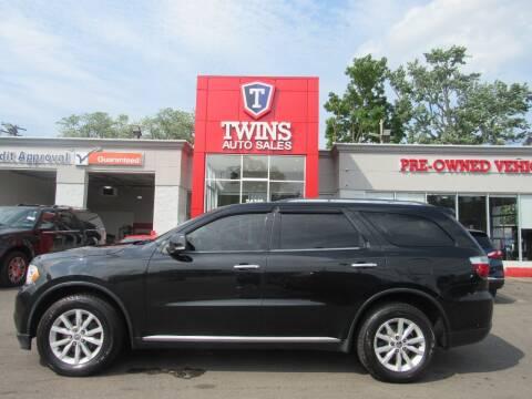 2013 Dodge Durango for sale at Twins Auto Sales Inc in Detroit MI