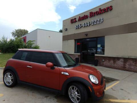 2012 MINI Cooper Hardtop for sale at US Auto Brokers LLC in Kansas City MO