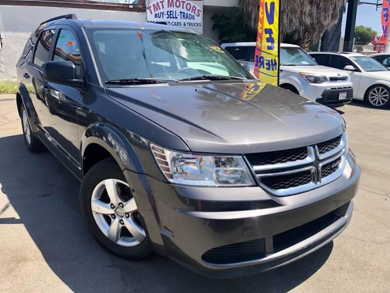2015 Dodge Journey for sale at TMT Motors in San Diego CA