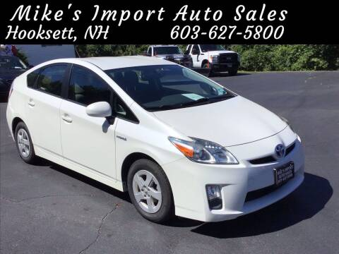 2010 Toyota Prius for sale at Mikes Import Auto Sales INC in Hooksett NH