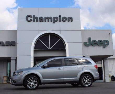 2017 Dodge Journey for sale at Champion Chevrolet in Athens AL