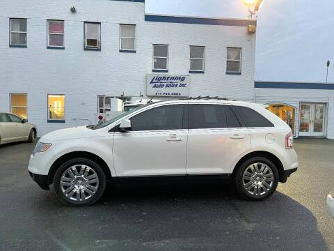 2008 Ford Edge for sale at Lightning Auto Sales in Springfield IL