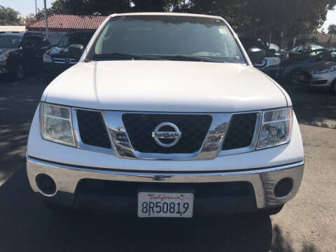 2008 Nissan Frontier for sale at EXPRESS CREDIT MOTORS in San Jose CA