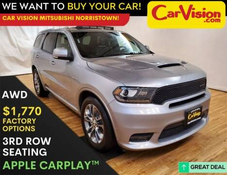 2020 Dodge Durango for sale at Car Vision Mitsubishi Norristown in Trooper PA