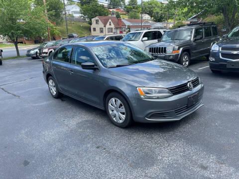 2013 Volkswagen Jetta for sale at KP'S Cars in Staunton VA
