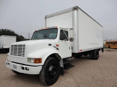2001 International 4700 for sale at Regio Truck Sales in Houston TX