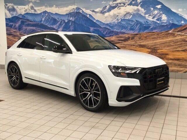 2021 Audi SQ8 for sale in Anchorage, AK