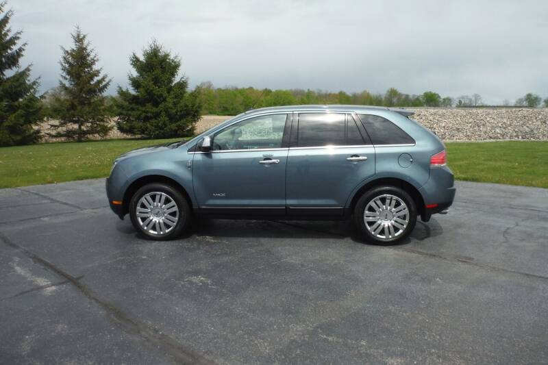 2010 Lincoln MKX for sale at Bryan Auto Depot in Bryan OH