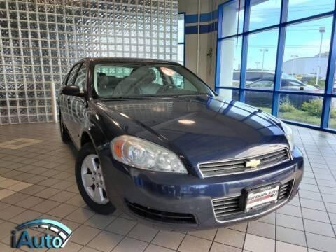 2008 Chevrolet Impala for sale at iAuto in Cincinnati OH
