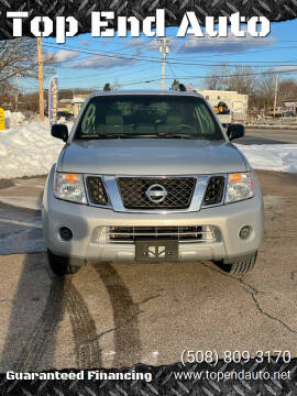 2011 Nissan Pathfinder for sale at Top End Auto in North Atteboro MA