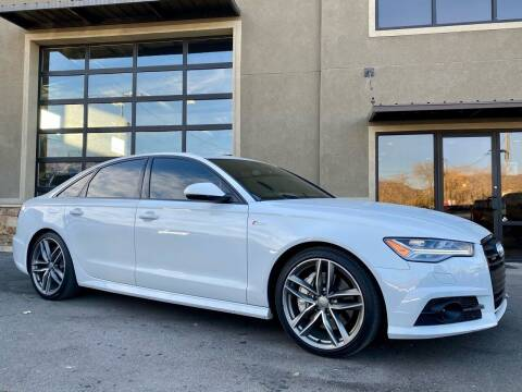 2016 Audi A6 for sale at Unlimited Auto Sales in Salt Lake City UT