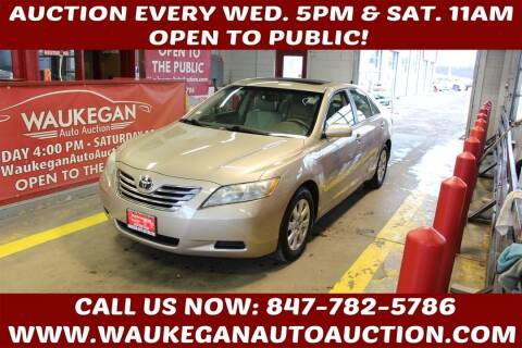2009 Toyota Camry Hybrid for sale at Waukegan Auto Auction in Waukegan IL