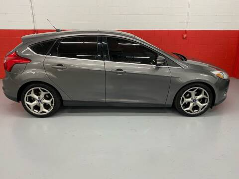 2012 Ford Focus for sale at AVAZI AUTO GROUP LLC in Gaithersburg MD